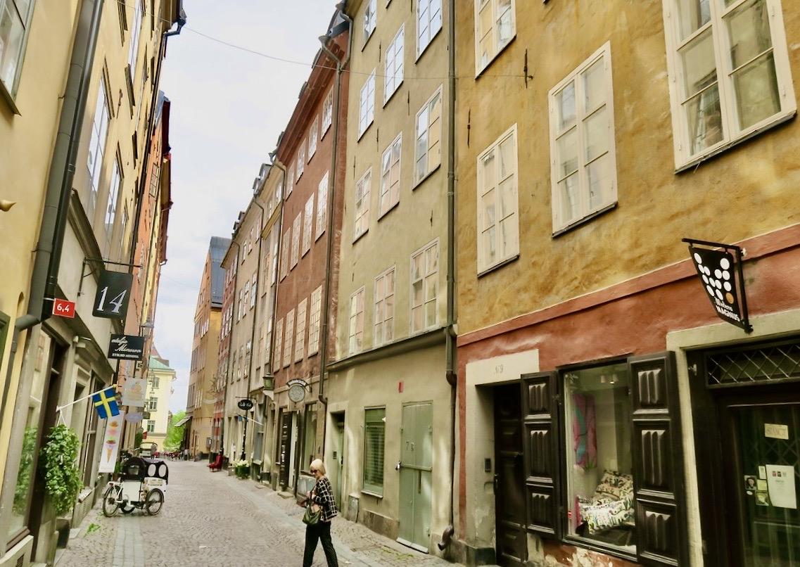 Familjen Grill och Grillska huset i Gamla stan | SvD