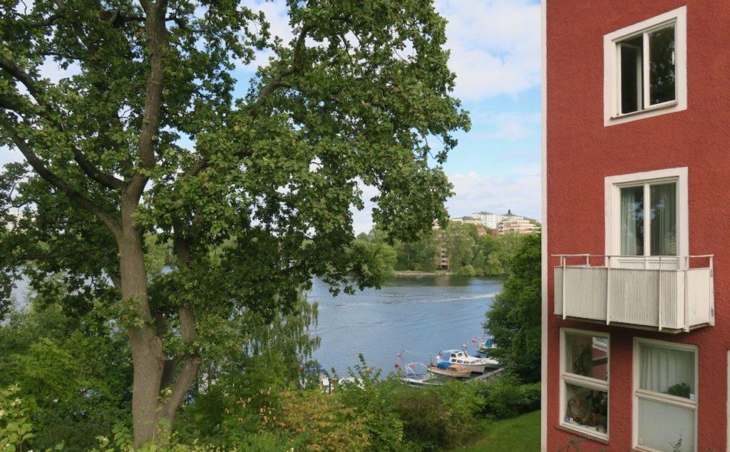 Gröndal ett perfekt alternativ om jag nu inte bodde vid vattnet på Södermalm.