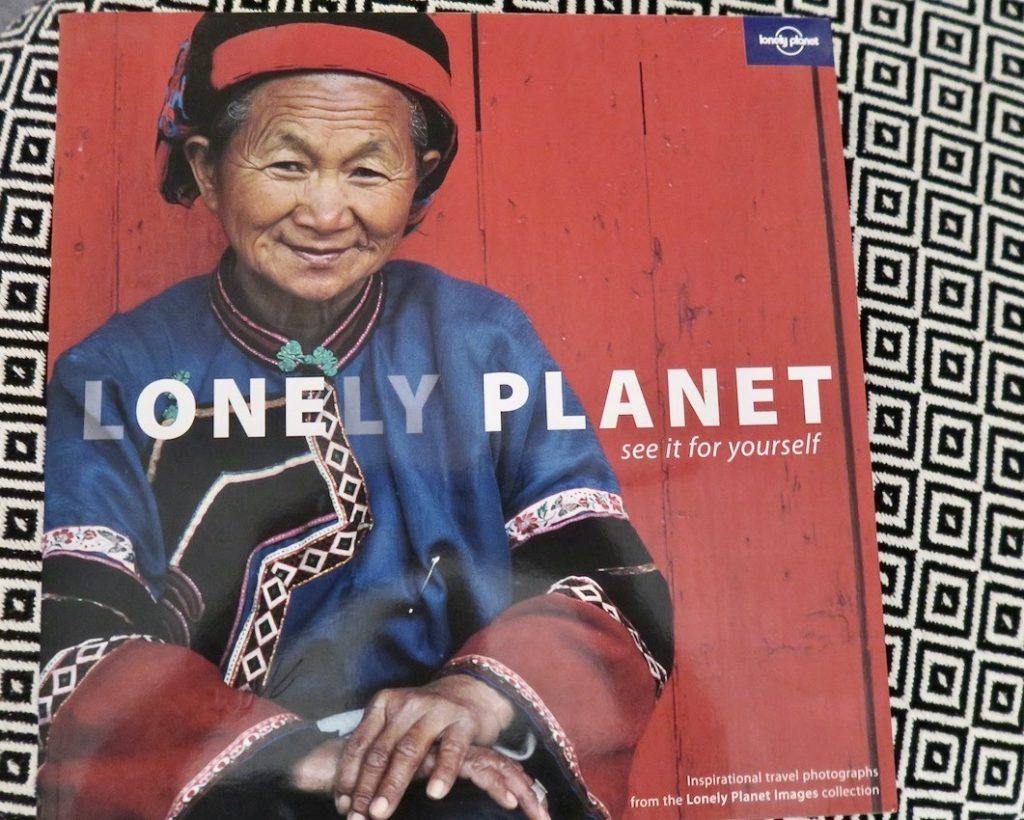 Lonely Planet -see it for yourself - En bok med vackra fotografier från resor över hela världen-