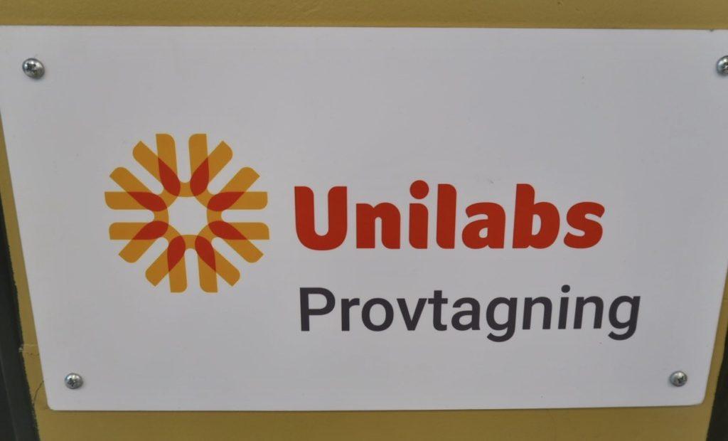 Labb kan också vara en förkortning av laboratorium.