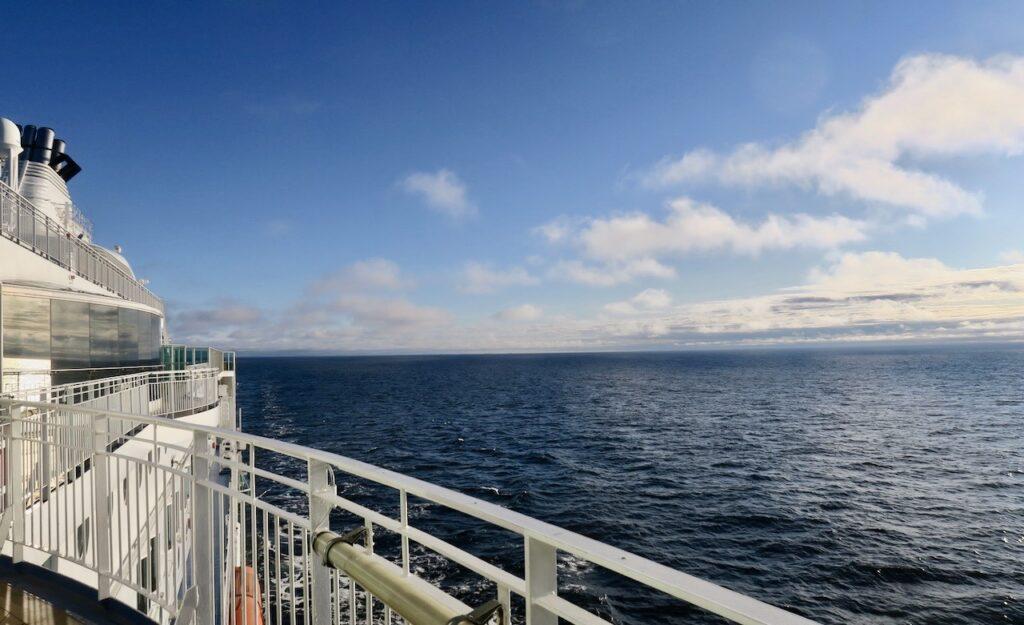 Ålands hav. Birka Stockholm. Året 2020 blev det sista och i juli kom beskedet att rederiet lägger ner verksamheten.