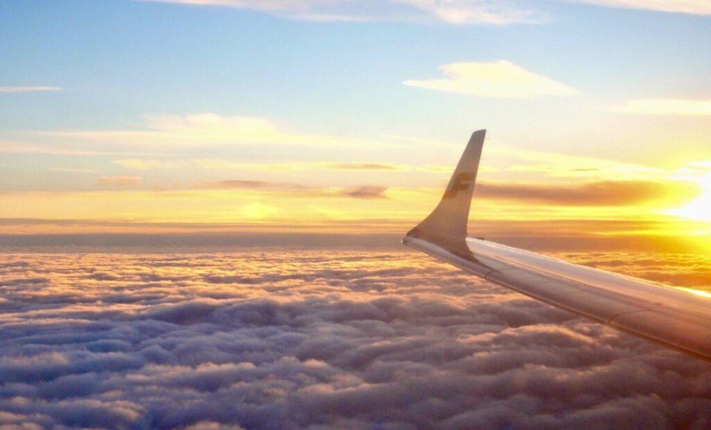 Mongoliet och på väg in mot Kina och Peking. Att resa med flyg är oftast bekvämt och man spar tid. Tid som oftast inte är obegränsad.