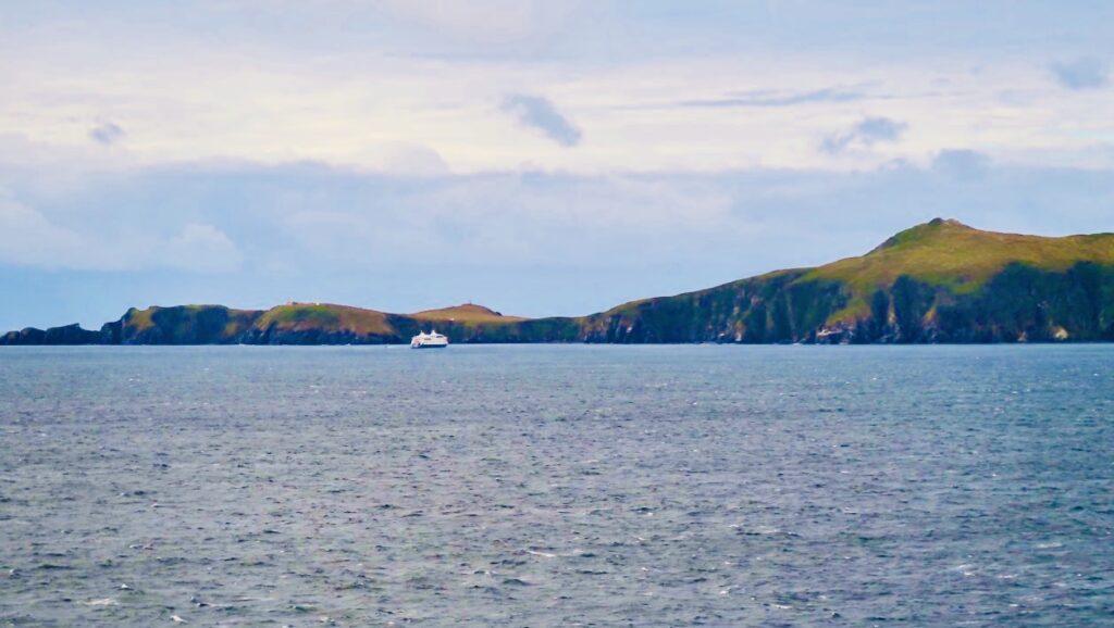 Kap Horn i södra Sydamerika. Att önska mig hit var något jag gjort under många år. Och det blev av.