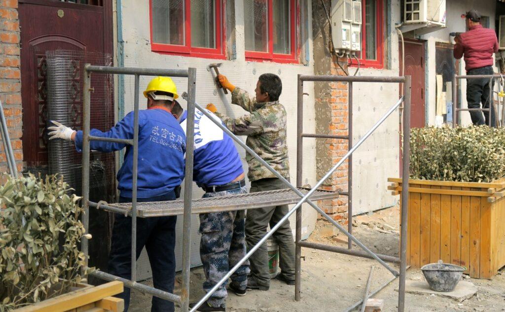 """Peking. KIna. Mer att laga. Ett hus som ska få """"make over"""""""