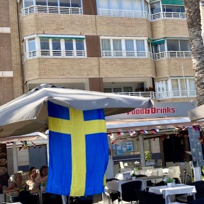 Spanien. Torrevieja da 24. Denna dag, den 29/6 skulle Sverige möta Ukraina i fotboll och Tyskland skulle möta England.