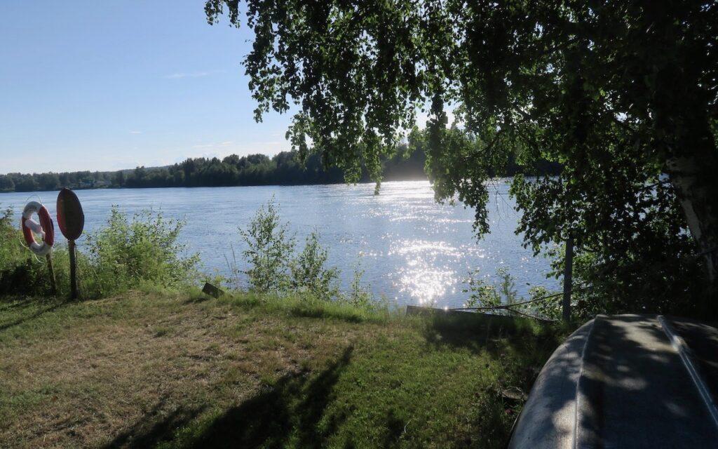Helgresa till Medelpad och Indalsälven.
