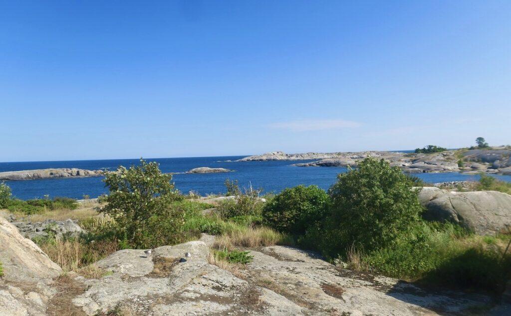 Söderarm/Torskär och Ålands hav. Absolut njutbart.