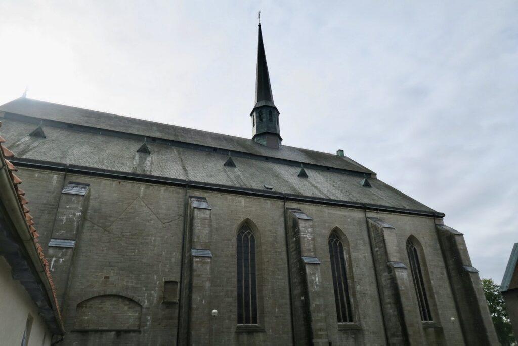 Vadstena klosterkyrka tog 60 år att bygga.