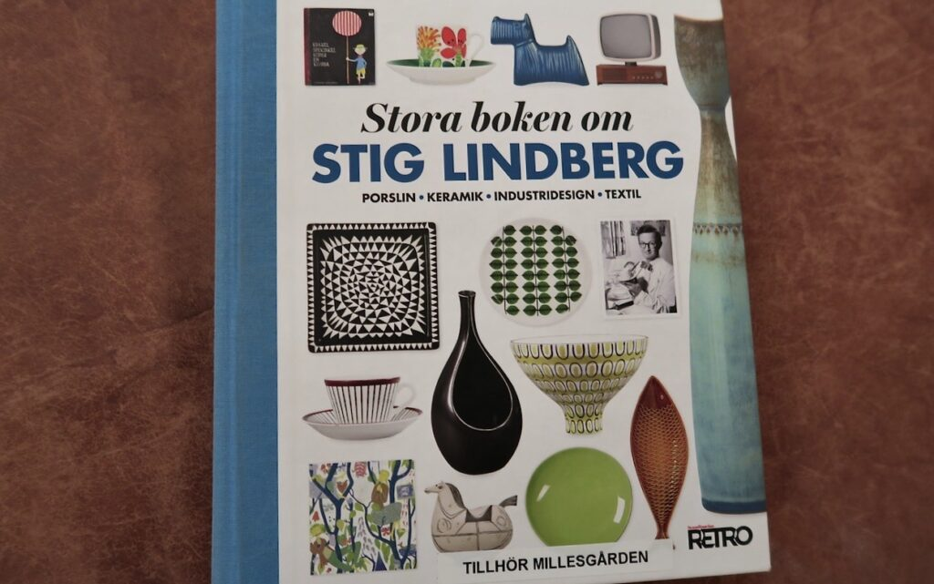 Sett under veckan; Millesgården och utställningen om Stig Lindberg.